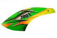 Airbrush Fiberglass Hulk Canopy - BLADE 700X