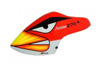Airbrush Fiberglass Angry Bird Canopy -BLADEFUSION270