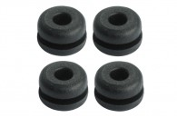 Rubber Canopy Mounting Grommets Hole 2mm - BLADE 130X