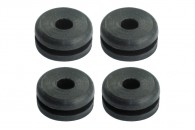 Rubber Canopy Mounting Grommets Hole 3mm - BLADE 500