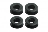 Rubber Canopy Mounting Grommets Hole 1.5mm - BLADE NCPX / MCPX / BL