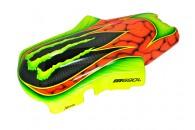 Airbrush Fiberglass Green Monster Canopy - M690L