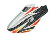 Airbrush Fiberglass Conterret Canopy - BLADE NANO S2