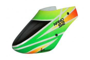 Airbrush Fiberglass Greerafer Canopy - BLADE NANO S2