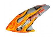 Airbrush Fiberglass Enternal Flame Canopy - PROTOS 500