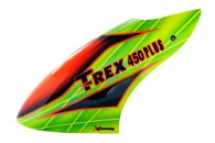 Airbrush Fiberglass Forest Assassin Canopy - TREX 450 PLUS